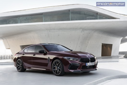 BMW M8 Gran Coupe 2019
