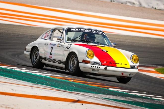 Pablo Tarrero (Porsche 911)