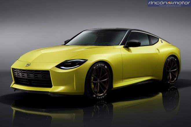 Nissan Concept Z Proto 2020-08