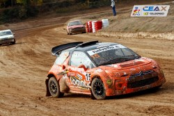 Autocross Lérida 2020 Division1