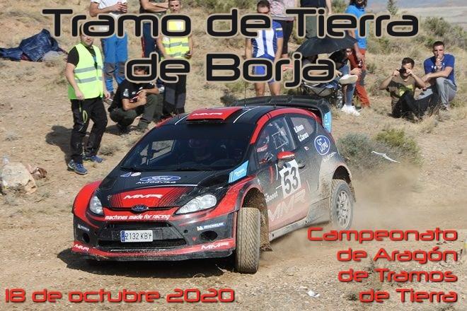 Cartela Tramo Tierra Borja 2020
