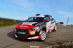 Dominio asturiano en el 57 Rallye Princesa de Asturias