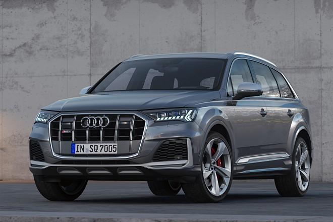 Audi SQ7 Ficha