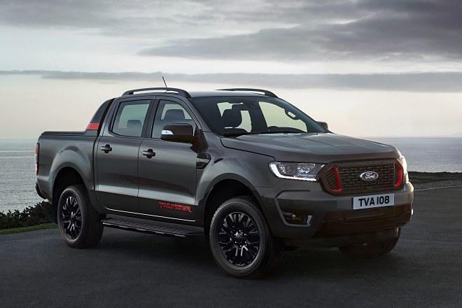 Ford Ranger 2019 ficha