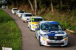 La Sandero Cup seguirá disputándose con el actual Dacia Sandero N3