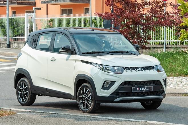 Mahindra KUV100 2019