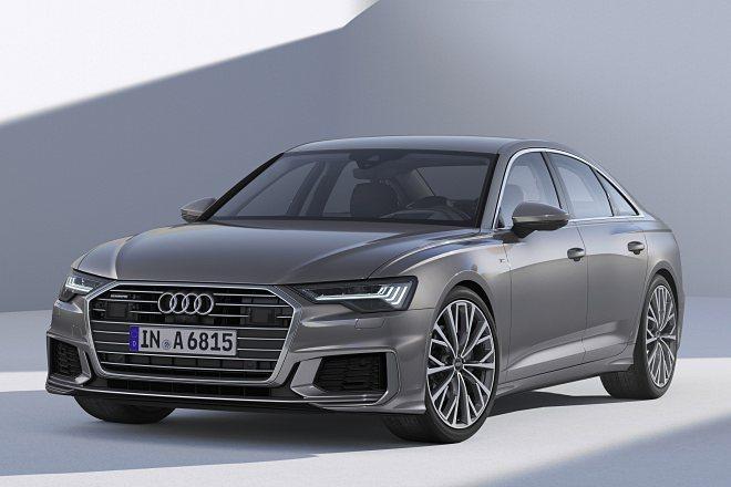 Audi A6 Sedan 2018