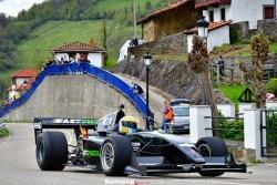 II Subida a la Cobertoria, Gabriel  Gutiérrez estrena el Tatuus F3000 con victoria