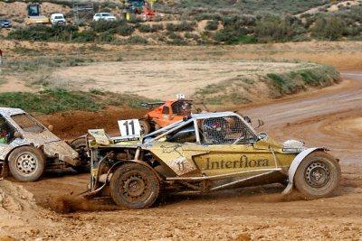 Kumho copa los podios en el Campeonato de España de Autocross