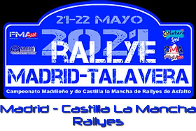 rallye madrid-talavera 2021 placa