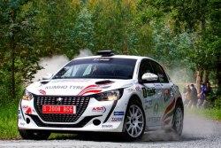 rallye naron Gabeiras peugeot 208 rally4