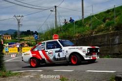 Nueva victoria de Ferreiro y Anido en el 45 Rallye de Avilés Histórico