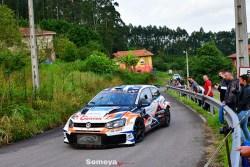 IV Rallysprint de Carreño, Ordoñez suma y sigue