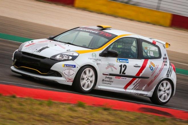Juan Campos (Renault Clio Cup III)_Carlos Casimiro