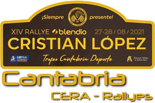 Rallye cristian L 21 placa