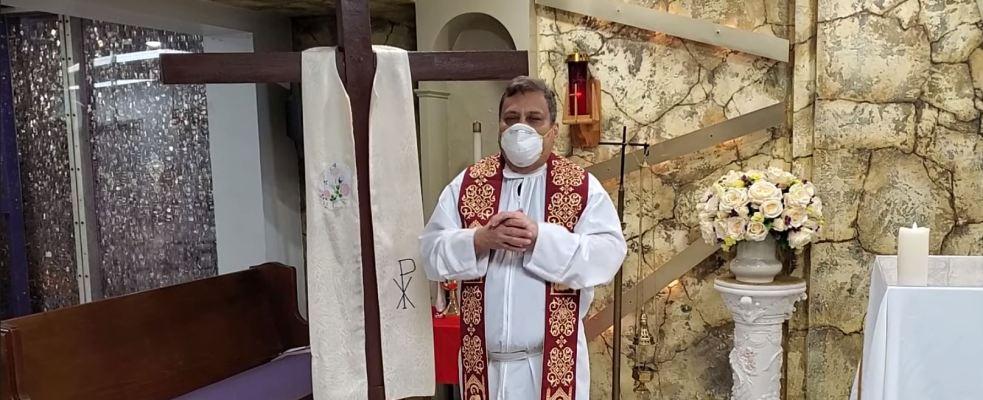 Mensaje de la misa del 17. Miércoles 15 de abril, 2020