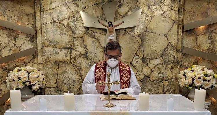 Mensaje del padre Molina. Jueves 16 de abril, 2020