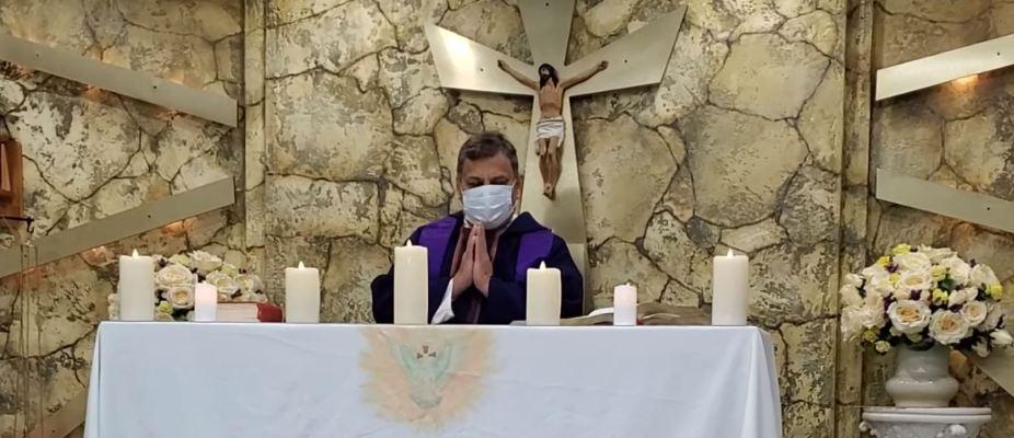 Misa de San Lázaro Abril 17. Viernes 17 de abril, 2020