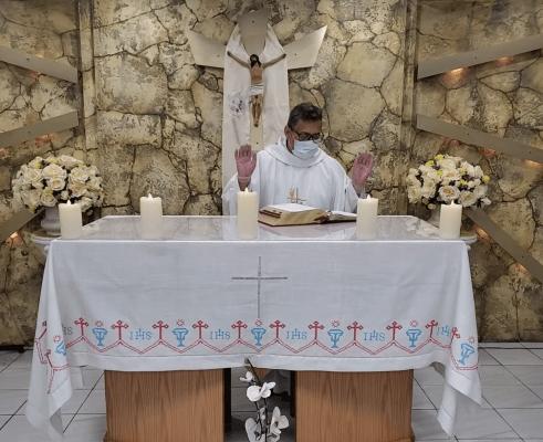 Santa Misa de Jueves Santo Pt. #2