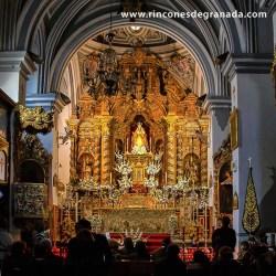 CONVENTO DE LAS COMENDADORAS DE SANTIAGO Se creó en 1501 gracias al apoyo de los Reyes Católicos