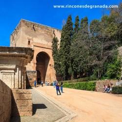 PUERTA DE LA JUSTICIA Es una de las cuatro puertas que dan acceso a la Alhambra.