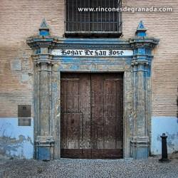 CASA DEL ALMIRANTE DE ARAGÓN / ASILO DE SAN JOSÉ En 1874 el arzobispo Bienvenido Monzón lo transformó en orfelinato