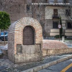 ALJIBE DE LA PLAZA DEL SALVADOR Se construyó en época nazarí