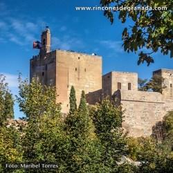 TORRE DE  LA VELA Forma parte del conjunto monumental de la Alhambra,