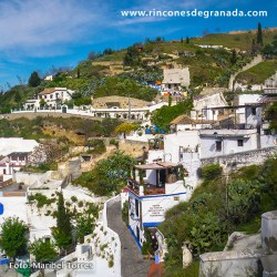 CUEVAS DEL SACROMONTE Las cuevas del Sacromonte encierran preciosas leyendas