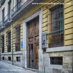 PALACIO DEL MARQUÉS DE PORTAGO Este inmueble del siglo XIX hace esquina con la calle San Rafael