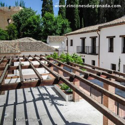 CASAS DE LA MIMBRE Construidas a mediados del siglo XVI