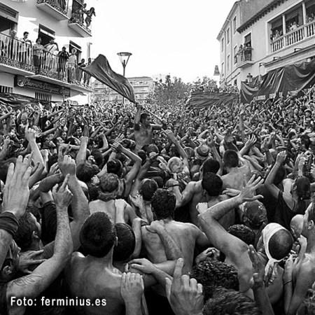 Cascamorras Foto: ferminius.es