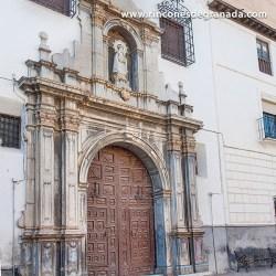 IGLESIA DE LA MERCED – BAZA En este mismo lugar se firmaron las capitulaciones de la ciudad a los Reyes Católicos.