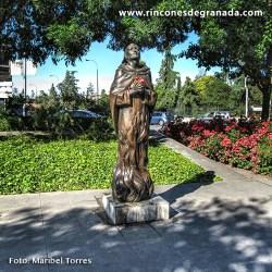 MONUMENTO A SAN JUAN DE LA CRUZ