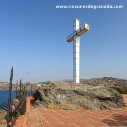 EL PEÑÓN DEL SANTO Uno de los miradores más bellos y populares de Almuñécar