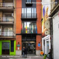 HOTEL MOLINOS – EL HOTEL MÁS ESTRECHO DEL MUNDO