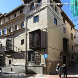 PALACIO DE LOS NAVAS Un referente claro de la arquitectura manierista granadina