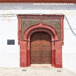 IGLESIA DE NUESTRA SEÑORA DEL ROSARIO – SALOBREÑA situada en el centro histórico de la villa