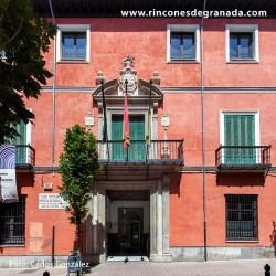 PALACIO DE LOS CONDES DE GABIA Un edificio de larga tradición nobiliaria