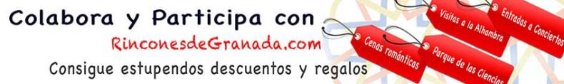 colabora y participa con Granada