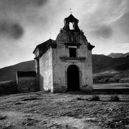 ERMITA DE SAN ANTONIO DE PADUA - LOBRES - 1940
