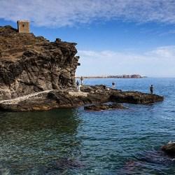 PLAYA DEL CALETÓN – Foto: Turismo de Salobreña