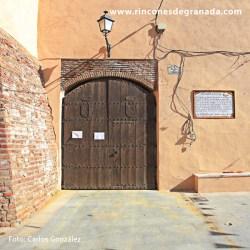Castillo de Gor - hoy convertido en Plaza de toros