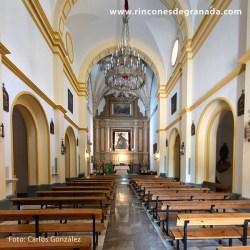 IGLESIA DE LA ENCARNACIÓN – MOCLÍN Donde se Venera al Cristo del Paño