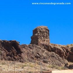 CASTILLO DE ALQUIFE Restos de una fortaleza árabe, del siglo XI