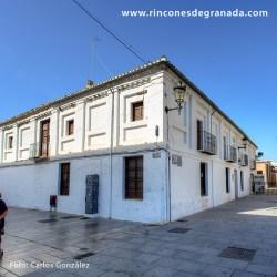 CASA REAL DE SANTA FE – HOSPITAL REAL DE SANTA FE Construido en el siglo XVIII