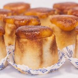 EL PIONONO DE SANTA FE Creado por el maestro pastelero Ceferino Isla González