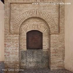 ALJIBE DEL REY El aljibe más grande construido en Granada en el siglo XI