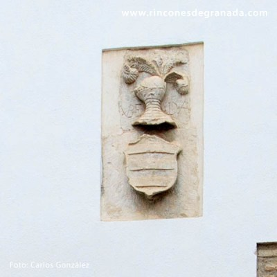 Escudo de los Ribera - Molino San Juan de los Reyes