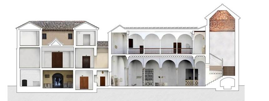Levantamiento Fotográfico - Casa de Castril Laboratorio de Restauración Arquitectónica Departamento de Construcciones Arquitectónicas